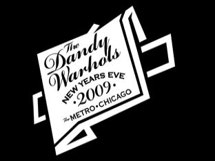 20081231The Dandy Warhols Show in Chicago