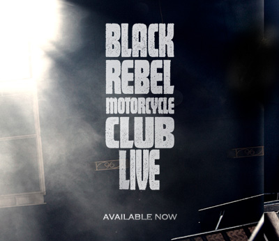 BRMC DVD LIVE AVAILABLE