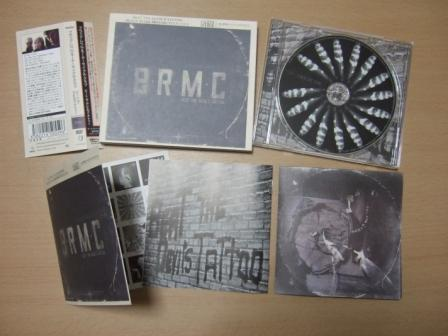 BRMC Beat The Devils Tattoo Japanese edition